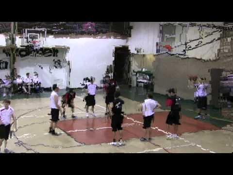 WACC Hawks 2012 Game 2 Period 8