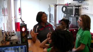 tupelo s milam elementary visits icc