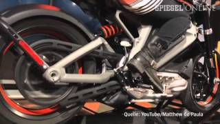 Harley mit Elektromotor: Born to be mild