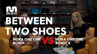 HOKA ONE ONE Bondi vs Bondi X: Worth The Extra $50?