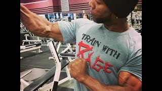 Great Forearm Routine (With Form & Advice)