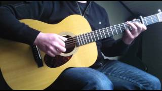 forever young - solo acoustic guitar (with TAB)