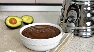 Budinca de ciocolata cu unt de arahide | JamilaCuisine
