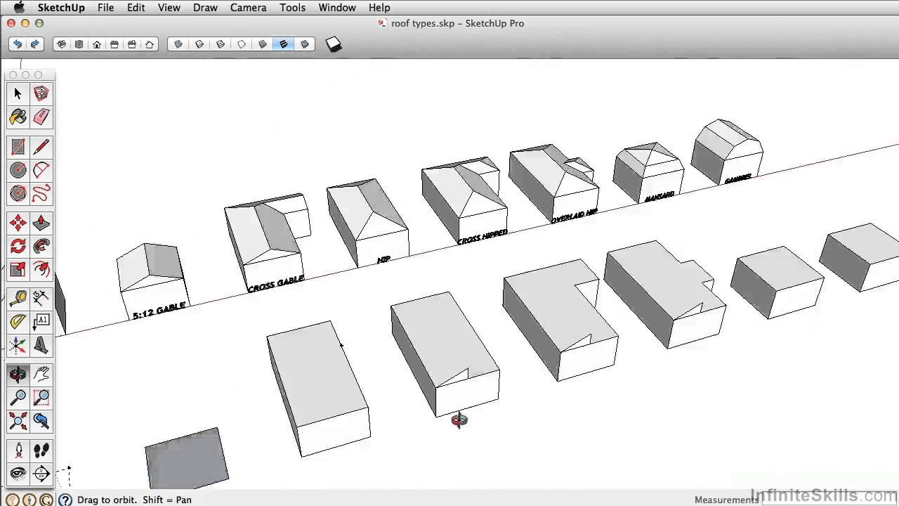 Sketchup 2013 tutorial navigating in 3d youtube for Sketchup 2013