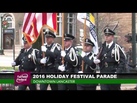 2016 Lancaster, Ohio Holiday Parade