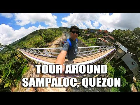 BULIHAN FESTIVAL 2018 DAY 2 - TOUR AROUND SAMPALOC, QUEZON