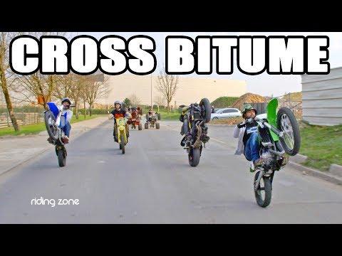 Enquête sur le cross-bitume français avec le Dirty Riderz Crew !
