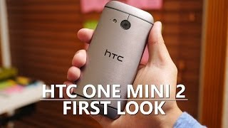 HTC One Mini 2 - First Look!