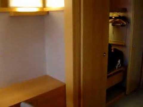 Grand Hyatt Hotel, Seoul, Korea (Room 1836 video)