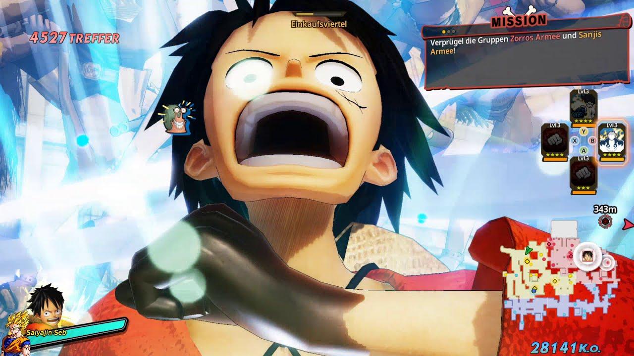 One Piece Pirate Warriors 4 Story Lets Play #39 [Deutsch]