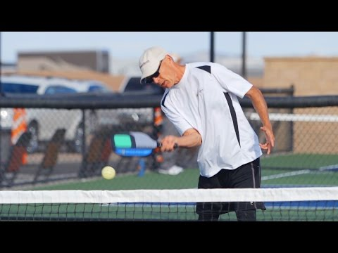 Gold Medal Match - Senior Open Men's Singles: USAPA Nationals VII