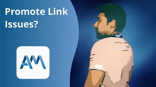 Promote links and earn money not working