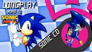 Vídeo Sonic CD PSN