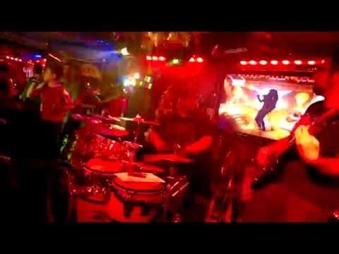 Enter Sandman  - Live band at Sax Bar 08-01-2015