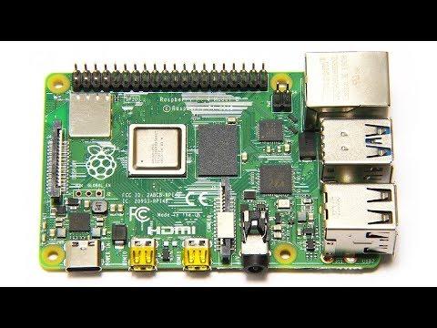 Raspberry Pi 4 Model B hands on