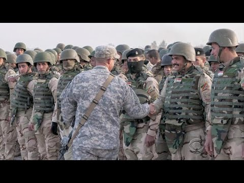 What will be U.S. role in major battle on ISIS?