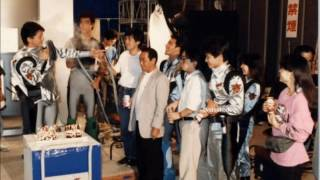 Bastidores Jaspion, National Kid, Changeman, Ultraman, Jiraya, Spectreman, Flashman e cia