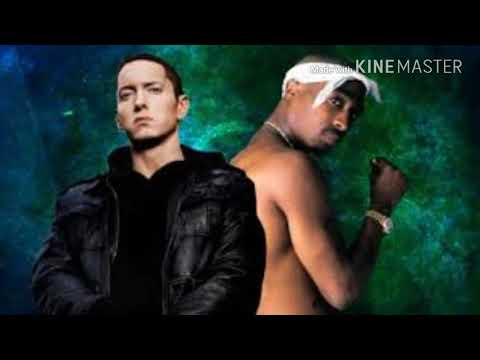2Pac ft. Eminem  Hopsin - One Day At A Tiy (edit by felipe sandrim)