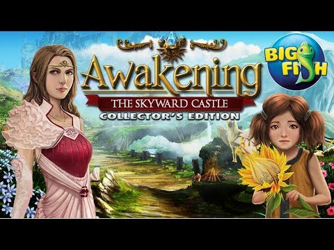 Awakening: Skyward Castle (CE) Walkthrough/Longplay Hidden Object NO COMMENTARY