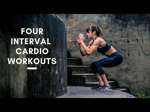 4 Interval Cardio Workouts