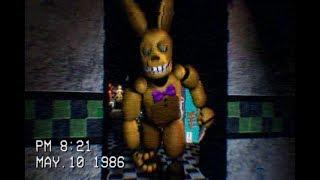 [FNAF] Afton Murder Tape 1986 - Five Nights at Freddy's 2