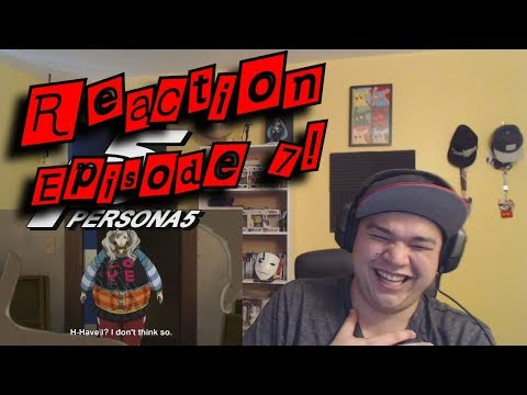 Persona 5 The Animation Episode 7 Reaction!