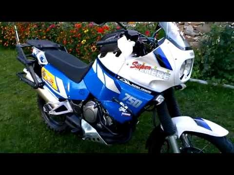 Yamaha XTZ 750 Super Tenere 2015 Bulgaria city Batak