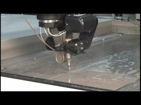 OMAX® Tilt-A-Jet® Abrasive Waterjet Accessory