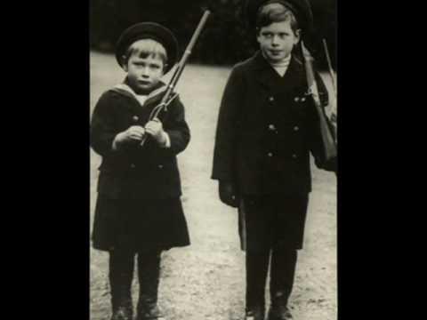 The children of King George V.