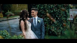 Megan & Jamie: Wedding Film at The Moat House, Acton Trussell