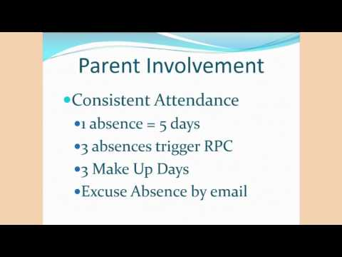 Middle School Orientation Video