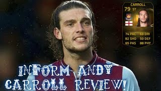 FIFA 15 - IF Andy Carroll Player Review