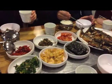 Trip to Seoul, Korea Food Fun Journal Du lịch Hàn Quốc