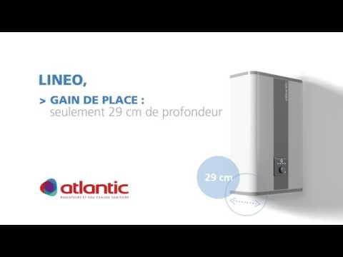 lineo le chauffe eau plat qui s 39 installe partout atlantic par e novelec youtube