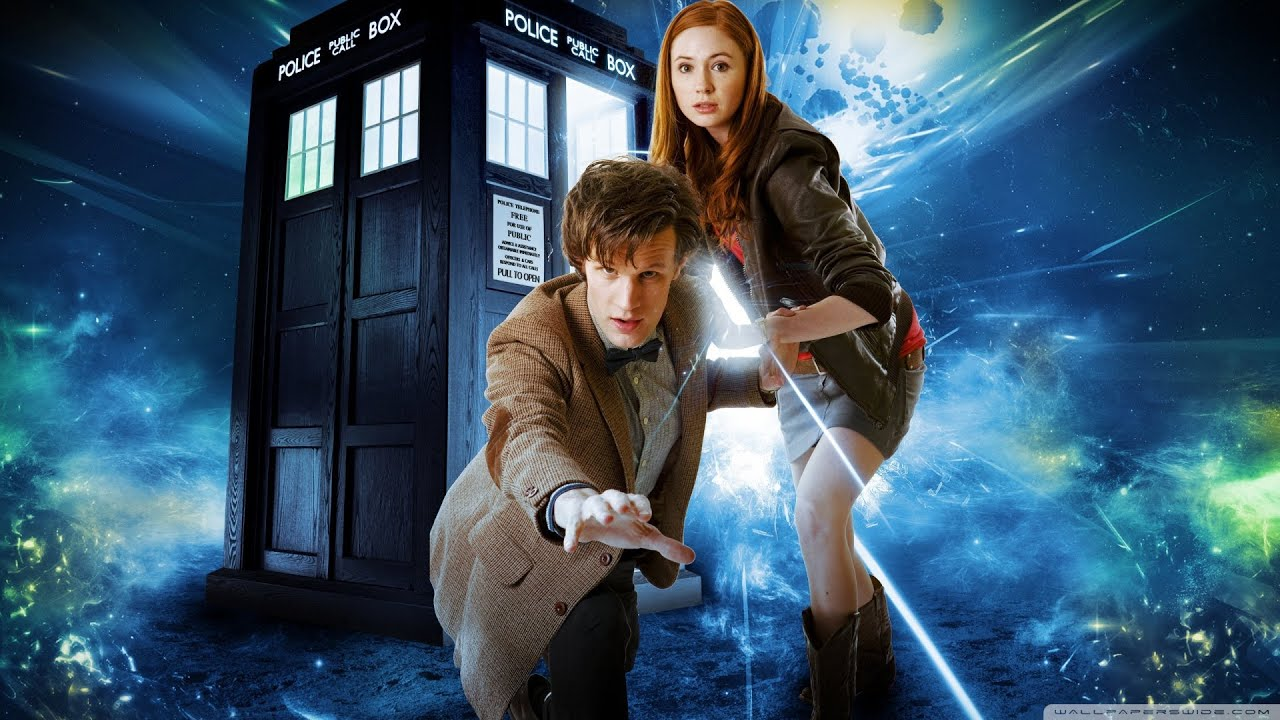 Doctor Who Matt Smith Music Video - Panic At The Disco -1467
