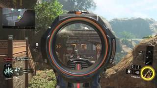 BO3 Sniper Gameplay No Commentary