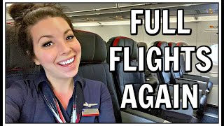Flight Attendant Life | 34 HOUR LAYOVER!! - Travel Vlog 2020