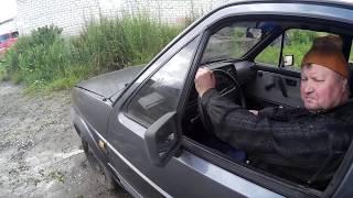 Полноприводный гольф за 14 рублей