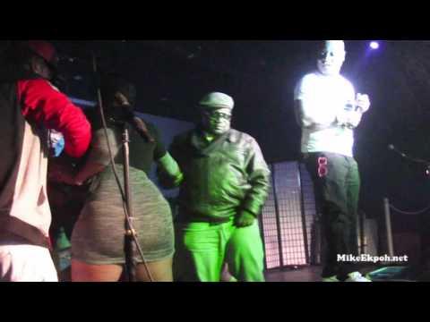 "Kilo Ali Performing ""Nasty Dancer""@ Liquids | Montgomery, AL 1/22/16"