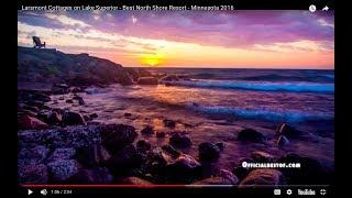 Larsmont Cottages on Lake Superior - Best North Shore Resort - Minnesota 2016