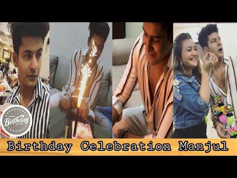 Birthday Celebration Manjul Khattar, Aashika Bhaita, Mrunal Panchal, Sanket Musically India Compilat