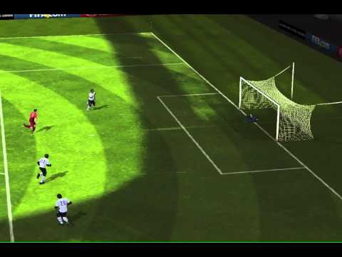 FIFA 14 iPhone/iPad - Portugal vs. Ghana
