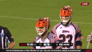 Dallas Rattlers at Florida Launch - 5-26-18
