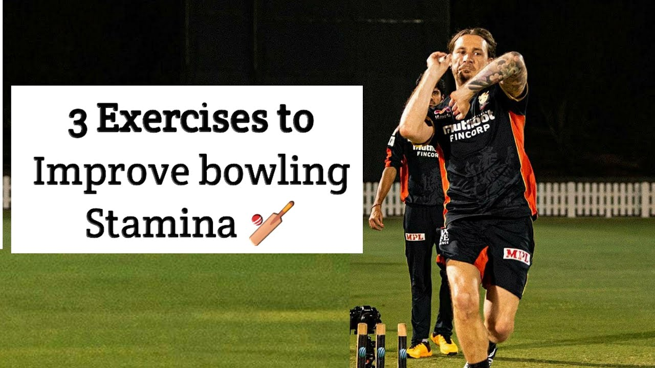 3 Exercise to Improve bowling Stamina | breathing exercises for Recovery🧘♂️
