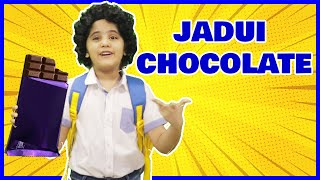 Vicky ki Jadui Chocolate | Magical Stories | Hindi Kahaniya | Moral Stories #Funny | The Saanvi Show