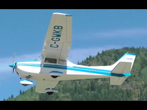 Cessna 172 Landing and Takeoff