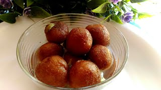 Gulab Jamun lll Bread Gulab Jamun Recipe lll