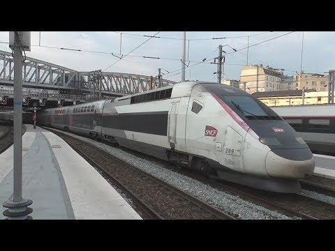 Trains at Paris Gare Du Nord | 20/06/2017