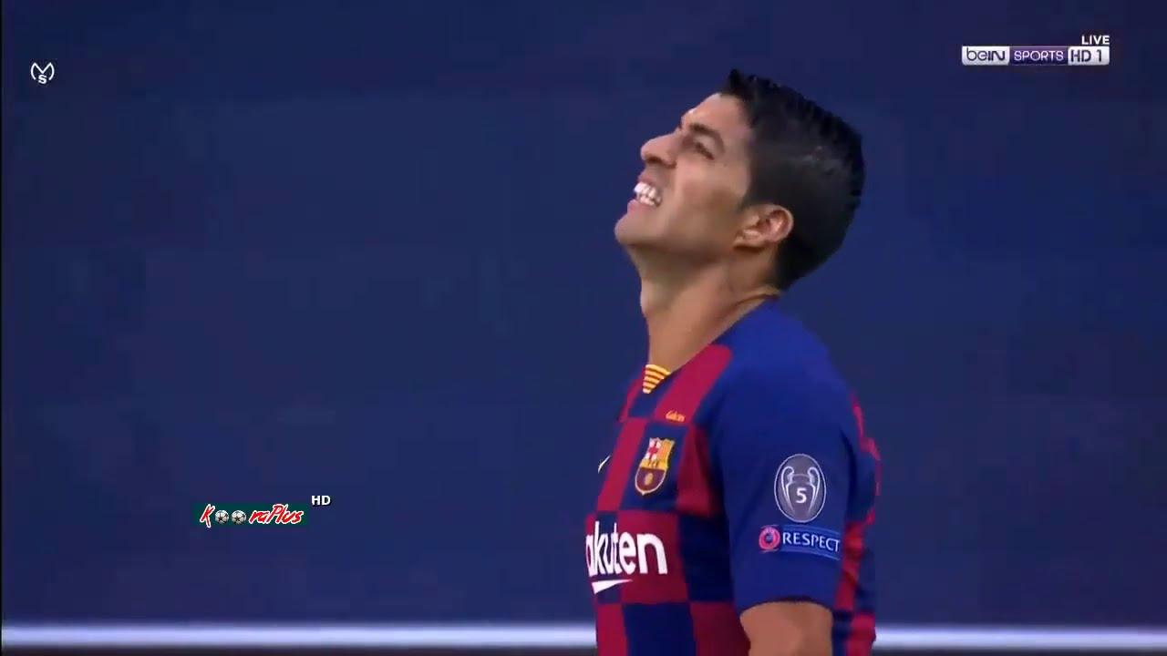 ملخص مباراة مباراة برشلونة وبايرن ميونيخ 2-8🔥 تعليق - حفيظ دراجي