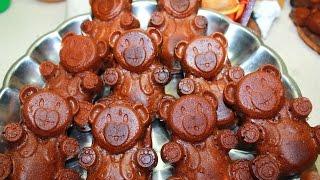 Мишки Барни....*)Бисквитные мишутки со вкусом мёда..bears Barney